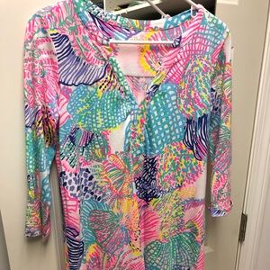 Lilly Pulitzer EUC Ali dress